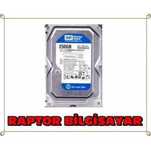 WD 250 GB 3.5 7200RPM Sata Masaüstü Pc Hard Disk Sabit Disk