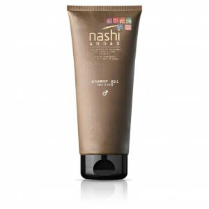 Nashi Argan Shower Gel For Men - Argan İçerikli Duş Jeli 200 ml