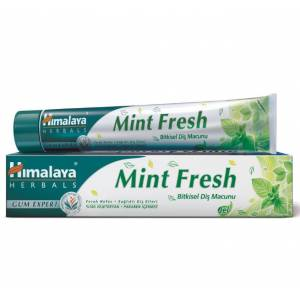 Himalaya Gum Expert Mint Fresh Herbal Diş Macunu