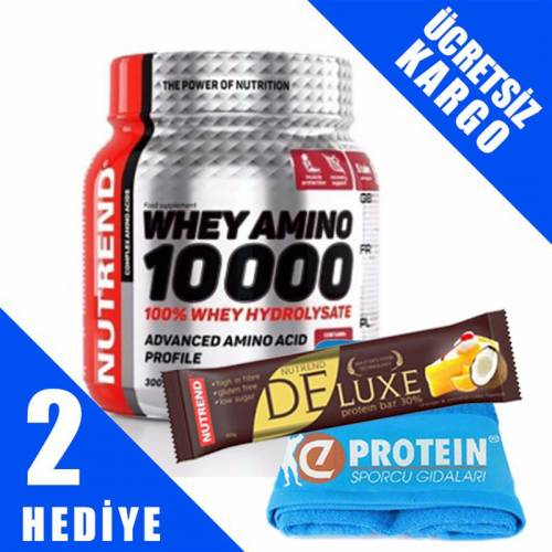 NUTREND WHEY AMINO 10 000 (300 TABLET) 460043587