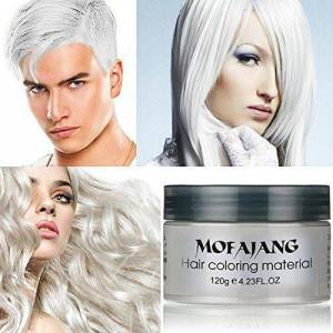 MOFAJANG HAİR COLORİNG RENKLENDİRİCİ WAX BEYAZ 120 ML