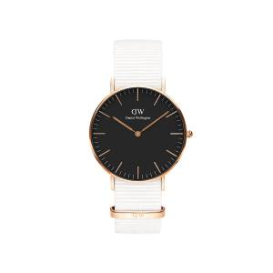 Classic Petite Dover 36 mm Rose Gold Watch