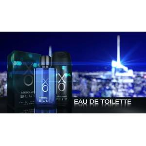 XO Absolute Blue Erkek Gift Set 100ml EDT 1205ml DEO