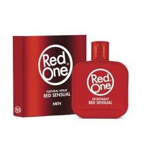 RED ONE ERKEK PARFÜMÜ 100 ML.RED SENSUAL