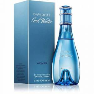 DAVIDOFF COOL WATER WOMEN EDT 100 ML. KADIN PARFÜM