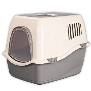 All for Paws Kitty Litter With Hood - Kedi Tuvaleti 58x43x48 cm.