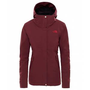 The North Face Inlux Insulated Kadın Mont Mor