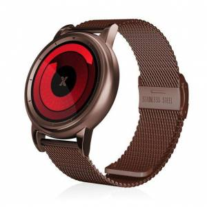 X WATCH X2 BROWN Unisex KOL SAATİ