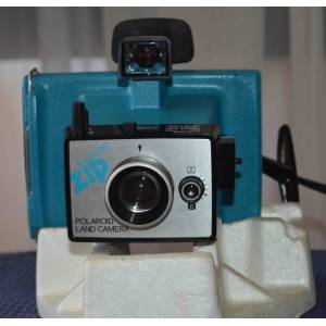 Polaroid Electric Zip Land Fotoğraf Makinesi