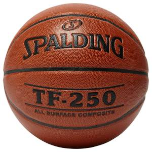 Spalding Tf-250 All Surface Kompozit Deri No 7 Basketbol Topu