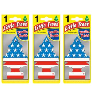 Little Trees Vanilla Pride Araba Kokusu 3 adet 55007