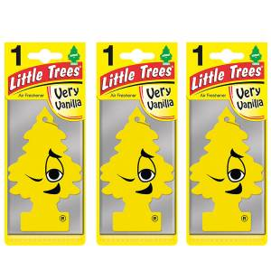 Little Trees Very Vanilla Kokusu 3 adet 55006