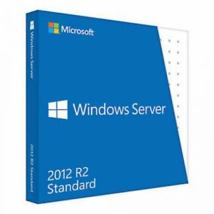 Windows Server 2012 R2 Standard 64bit