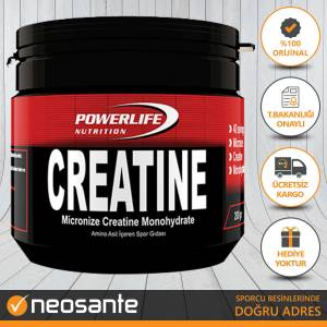 Powerlife Creatine 200 gr Kreatin Creatin
