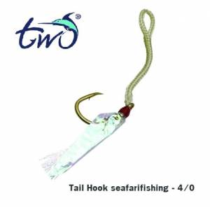 TAIL HOOK SEAFARİ  JİG İĞNESİ AH01 4/0
