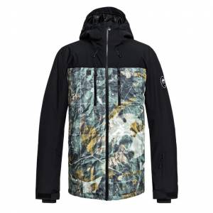 Quiksilver EQYTJ03187-CRE2 Scaly M Jacket