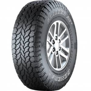 GENERAL 265/60R18 119/116S GRABBER AT3 OTO 4 MEVSIM LASTIGI