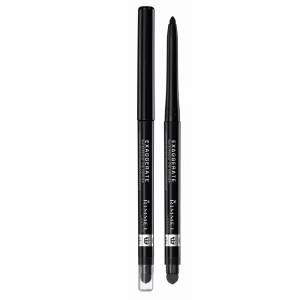Rimmel London Exaggerate Waterproof Eye Definer-Blackest Black