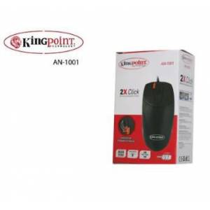 KINGPOINT 2XCLICK MOUSE AN-101