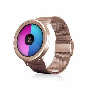 X WATCH ROSE GOLD Unisex KOL SAATİ