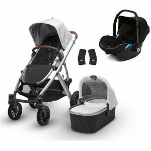 Uppababy 2019 Vista Travel Set Bebek Arabası Loic