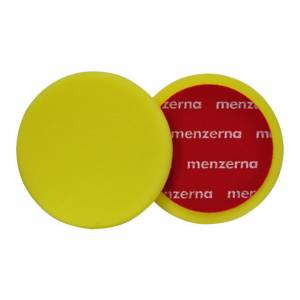 MENZERNA Polishing Pad Medium Yellow - 150mm