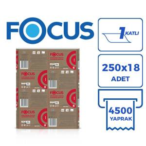 FOCUS ULTRA DİSPENSER PEÇETE 18x250 YAPRAK
