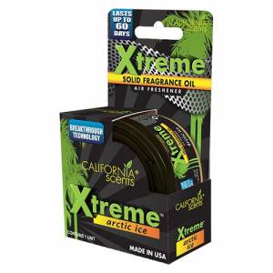 CALIFORNIA SCENTS XTREME CANISTER BOXED - ICE BUZ FERAHLIĞI