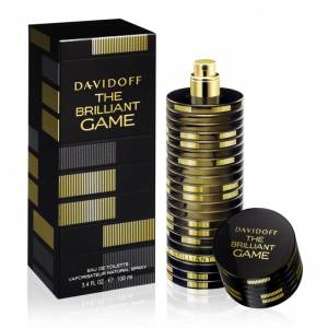 Davidoff The Game Brilliant EDT 100 ML Erkek Parfüm