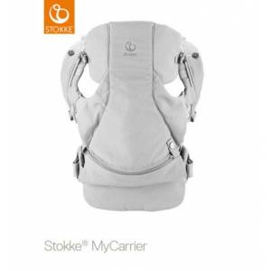 Stokke MyCarrier Front and Back Kanguru / Grey