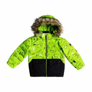 Quiksilver EQKTJ03008-GJZ3 Little Mission Snow