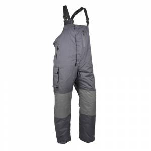 SPRO COOL GRAY THERMAL PANTS L