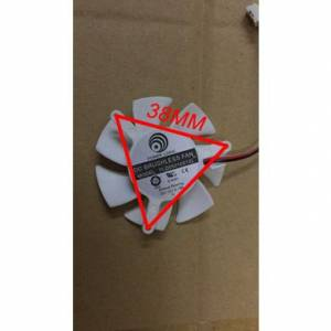 PLD05010S12L 45MM EKRAN KARTI FAN 12V