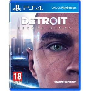 DETROIT BECOME HUMAN PS4 OYUN ---SIFIR---