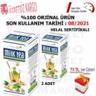 2 Kutu Naturpy Milk Tea 250 gr