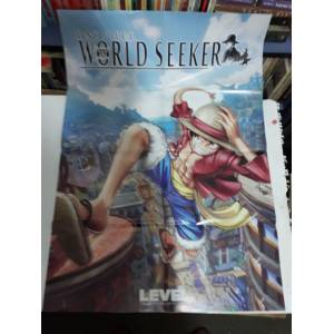TOM CLANCY'S THE DIVISION 2  ONE PIECE WORLD SEEKER - LEVEL POSTER EKİ