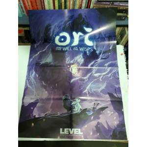 ORİ AND THE WILL OF THE WISPS  DEVİL MAY CRY 5 - LEVEL POSTER EKİ