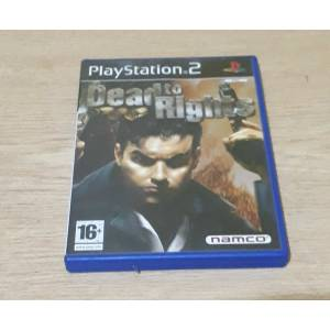 Dead to Rights Orjinal PS2 Oyunu
