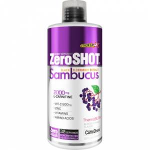 Zero Shot L Carnitine Thermo Burn 960 ML 2000 Mg Thermo Karnitin