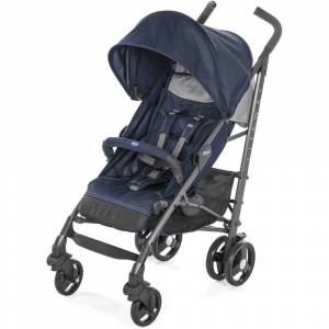 Chicco Lite Way 3 Top Baston Bebek Arabası India Ink