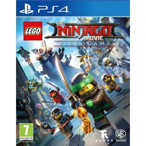 LEGO THE NINJAGO MOVIE VIDEOGAME PS4 OYUN ---SIFIR---