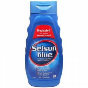 Selsun Blue Medicated Kepek Şampuanı 325 mL