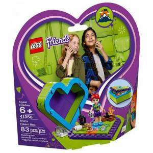 Lego Friends Mias Heart Box 41358