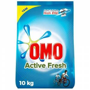 Omo Matik Active Fresh Konsantre 10 Kg