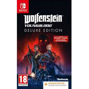 Wolfenstein Youngblood Nintendo Switch Deluxe Edition Oyun