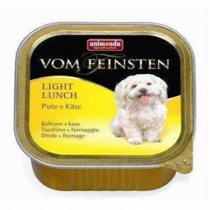 Animonda Feinstein Light Hindi-Peynir Köpek Konserve 150 G 5 Adet