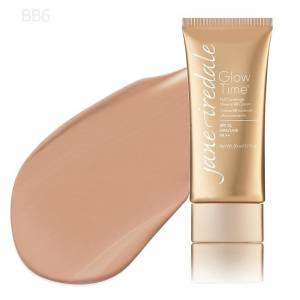 Jane Iredale Glow Time Mineral BB Cream 50ml SPF 25 BB6 Light to Medium (orta açık)