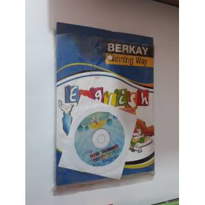 BERKAY WİNNİNG WAY 7 GRADE + STUDY TESTS +ONE STORY TO EACH UNİT + İNTERACTİVE ACTİVİTİES CD (SIFIR)