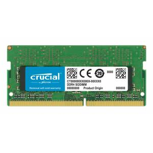 Crucial 4GB 2400MHz DDR4 CL17 1.2 Notebook Ram CT4G4SFS824A
