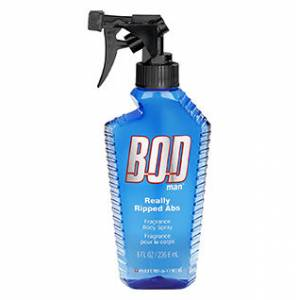 Bodman Really Ripped Abs Vücut Spreyi 236ML